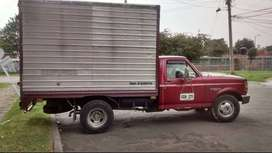 Vendo Camión Ford 350 Gas-Gasolina