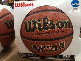 Baloncesto o BasktekBall Balon Oficial Wilson Ncaa All Surface Rubber 29 5