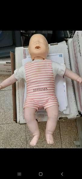 Maniqui RCP Neonatal