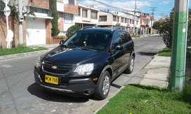 Chevrolet Captiva 2012 Sport 2.4 AT 5psj