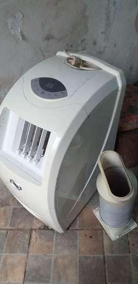 Aire frío calor portatil