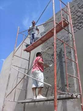 trabajos albañileria en general su consulta no molesta pintura revestimiento