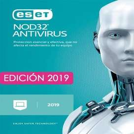 Antivirus Eset $12 Nod32 McAfee Kaspersky Pc Celulares Windows MacOS