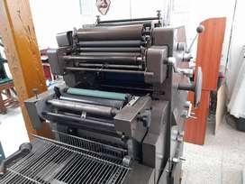 Maquinaria Scren y Litográfica