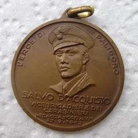Medalla Italiana Monumento Carabinieri 1971 / Maxim Nord