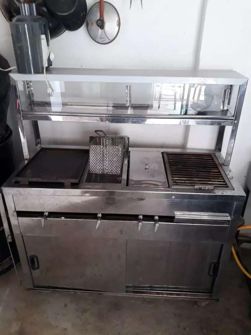 Vendo equipos para panaderia y congelador 0