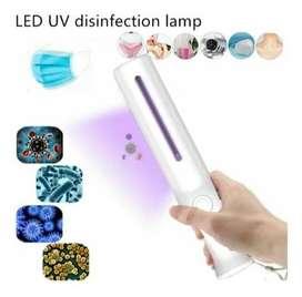 Lámpara Uv Desinfección Esterilización Portable
