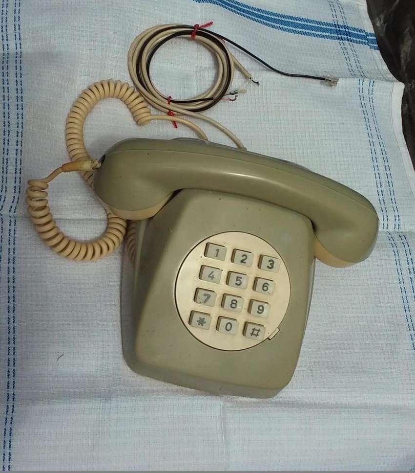 Teléfono Entel Retro. A Botones. 0