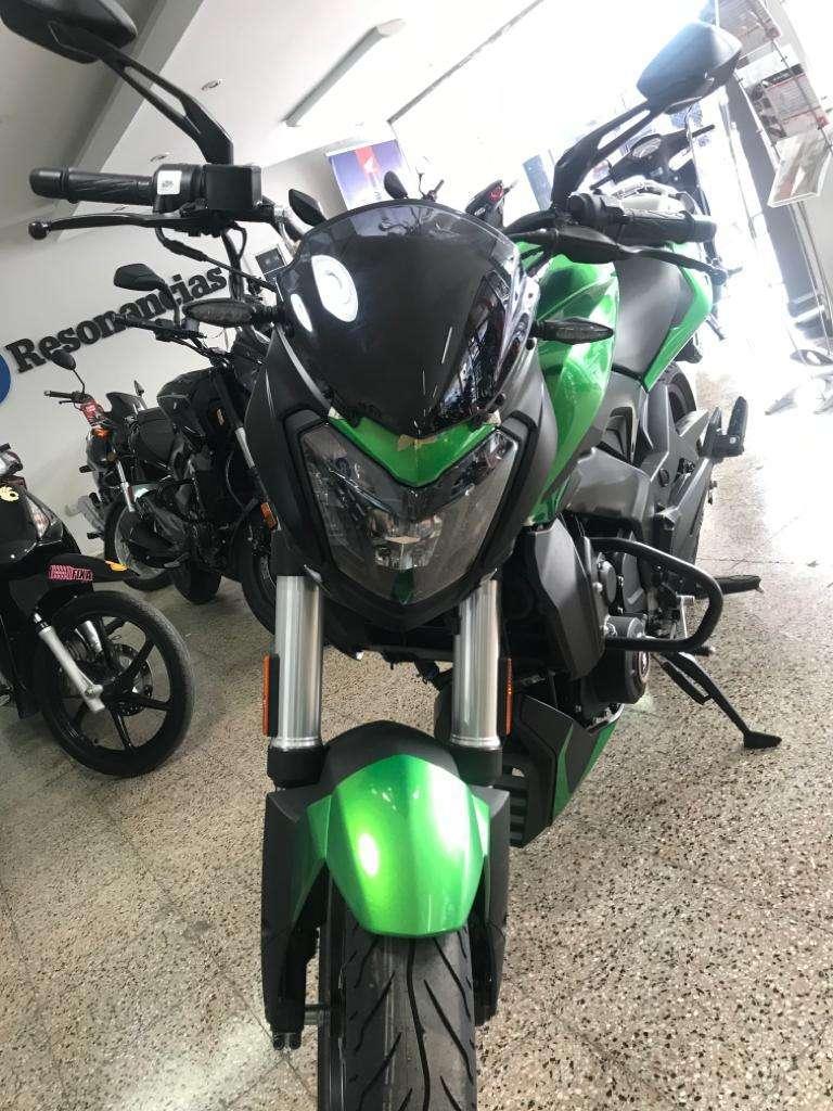 Nueva Moto Bajaj Dominar 400 Plan Nacional 12 Sin Interes!! 0