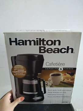 Cafetera Hamilton beach Ref 48136