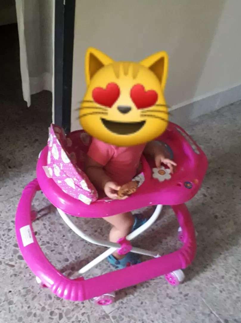 Caminador para niña 0