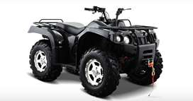 CUATRIMOTO HISUN 400cc 4 x 4 INYECCION ELECTRONICA MADE IN U.S.A.
