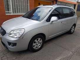Kia Carens Rondo 7 puestos modelo 2008
