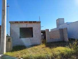 ---VENDO CASA EN CONSTRUCCION---