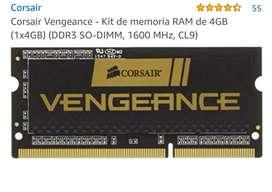 Memoria Ram Ddr3 4gb
