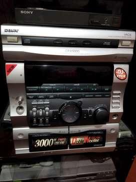 Cabezote Sony grx 9000