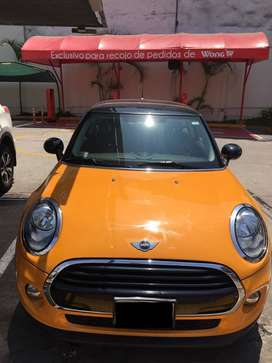 MINI HATCH 2015