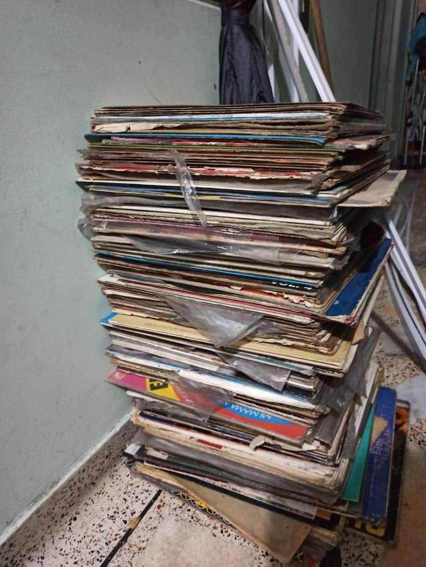 Colección De Discos Acetatos
