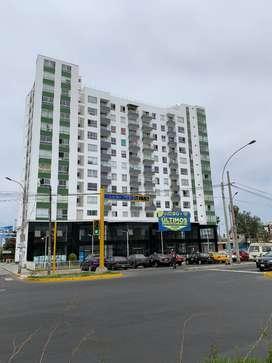 Se vende acogedor departamento en nuevo edificio Los Cipreses.