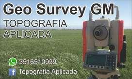 Servicio de Topografia Alquiler Equipo Gps Rtk Con Operador
