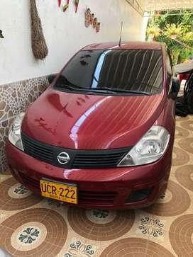 Vendo Nissan Tiida 1.6 mode 2015