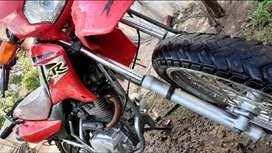 Honda XR125 mod.2012