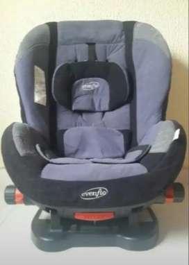 Silla de bebe para carro Evenflo Importada