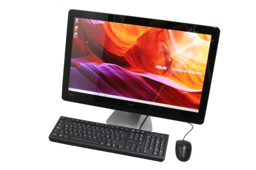 Computador Todo En Uno Asus Zn240ic Intel Core I5 6g 1tb 0