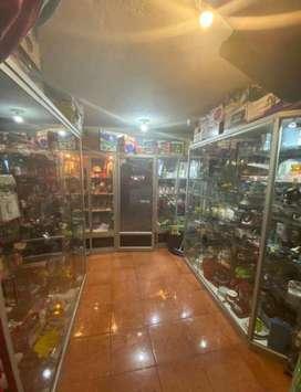 Bazar papeleria en venta