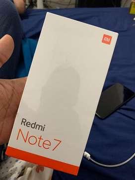 Redmi note 7 nuevo