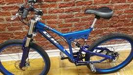 vendo bicicleta para estrenar