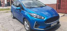 Vendo urgente ford fiesta kinetic s plus