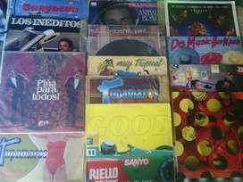 Coleccion de Discos varios generos