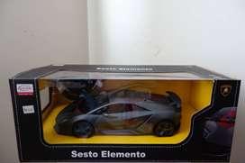 Carro Rastar Lamborghini Sesto Elemento RC