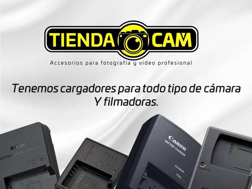 CARGADORES PARA YTODO TIPO DE CAMARAS Y FILMADORAS
