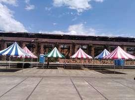 Alquiler Carpa Pagoda Circo