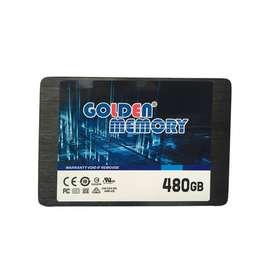 D.D SSD 480 GB GOLDEN MEMORY