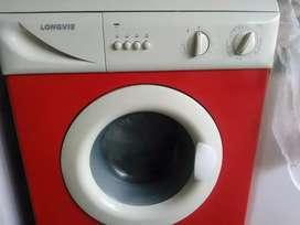 Lavadora Longvie L3616 Automático 5kilos Ropa