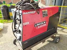 MOTOSOLDADOR LINCONL ELECTRIC RANGER 250