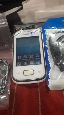 Vendo Samsung Poket Bateria Nueva