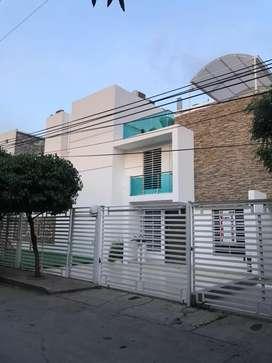 Se vende Casa de 3 niveles en exclusivo sector
