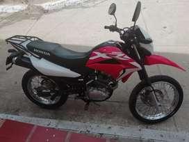 Moto honda xrl150