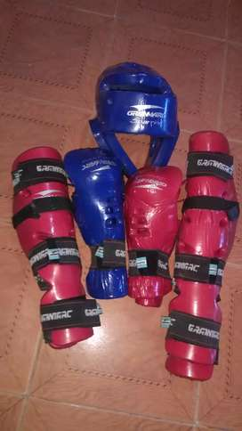 Protectores Sparring