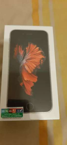 REMATO IPHONE 6S 32 GB SELLADO NUEVO !!