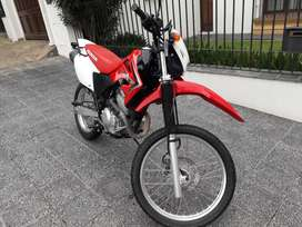Honda Tornado XR 250 impecable vendo