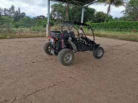 Buggy Carter Brother, original de fábrica, 2007, 250 cc, al dia