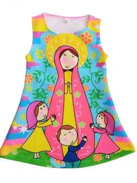 Vestido Virgen de Guadalupe
