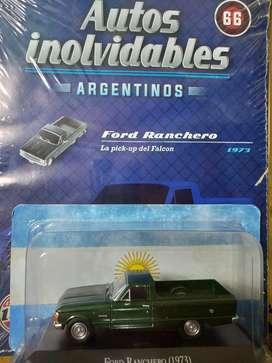 Ford Falcón Ranchero 1973 autos inolvidables