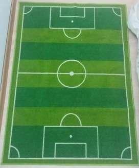 Tapete cancha de futbol