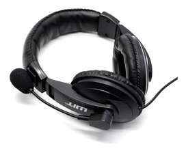 Audifonos Diadema Con Microfono Wit Am 400